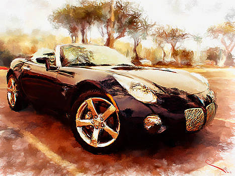 Pontiac Solstice by SM Shahrokni