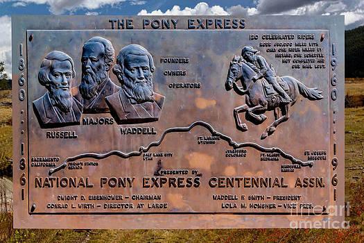 Jon Burch Photography - Pony Express Route
