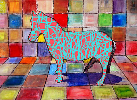 Ponyquilt 2 by James Raynor