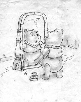 Pooh Bear by Gerald Griffin