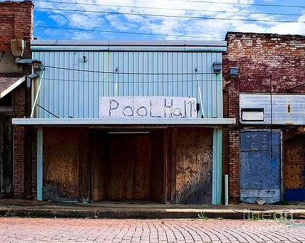 Sonja Quintero - Pool Hall