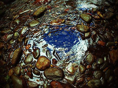 Pool of Rocks by Lisa Jones
