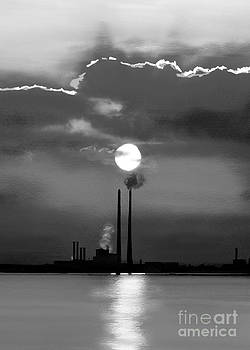 Poolbeg by Francis Leavey