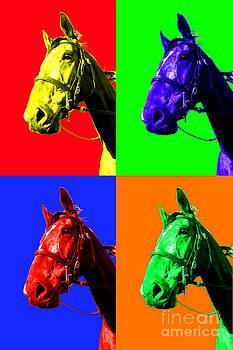 Pop Horse by Alan Oliver