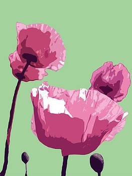 Poppies by Bitten Kari
