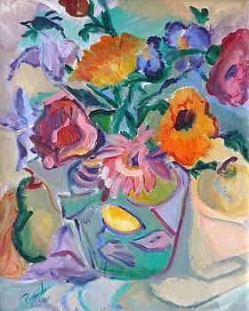 Poppies by Brenda Ruark