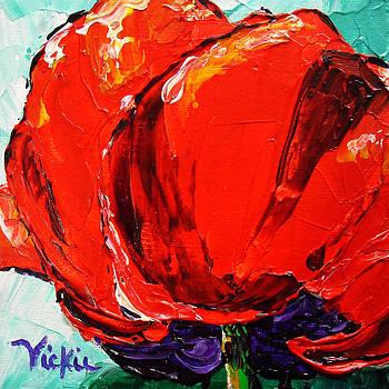 Poppy 3 by Vickie Warner