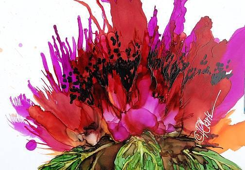 Poppy Delight III by Donna Pierce-Clark