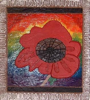Poppy Dream  by Yvonne  Kroupa