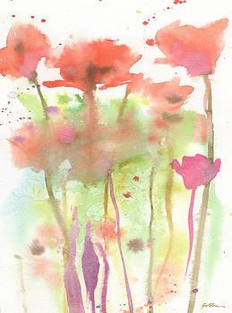Poppy Mist by Sheila Golden