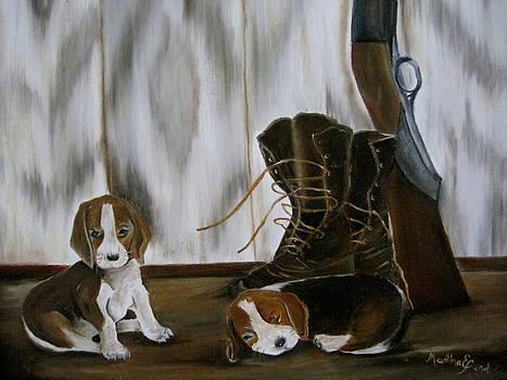 Pop's Pups by Martha Efurd