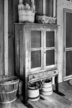 Lynn Palmer - Porch Double-door Storage Cabinet