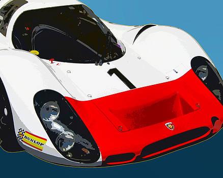 Dominic Piperata - Porsche 908