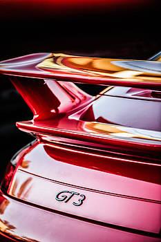 Jill Reger - Porsche GT 3 Emblem -1577c