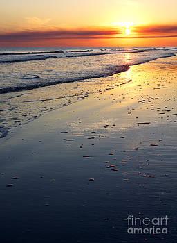 Port Arthur Sunset by David Lee
