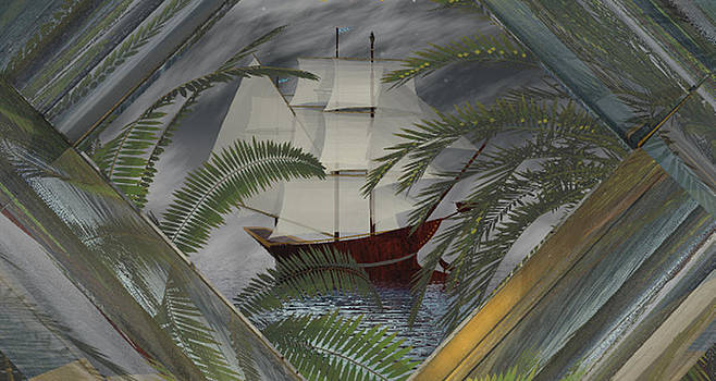Port Legna Pacifica by Mark L Watson