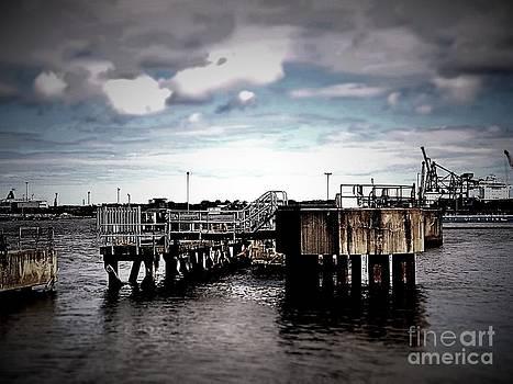 Port of Tyne Pontoon Docks by Andrew Allsopp