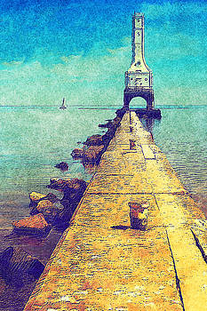 Jack Zulli - Port Washington Brakewall