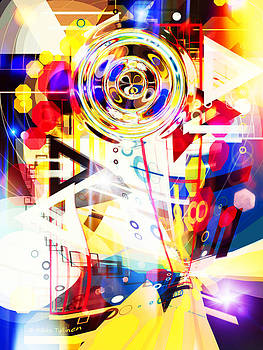 Portal into imaginary  by Mikko Tyllinen