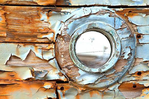 Porthole by Rebecca Skinner