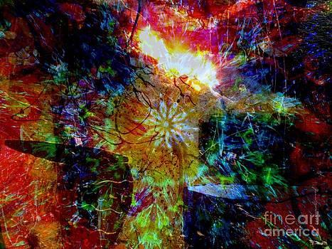 Portion Explosion by Fania Simon
