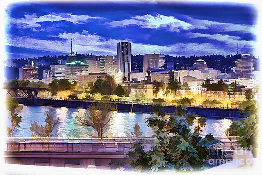 Portland River by Benny Ventura