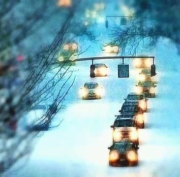 Portland Snow by Frank Jackson