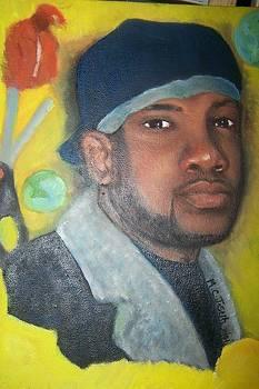 Portrait by Carmel Joseph