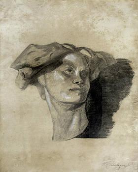 Lynn Palmer - Portrait of a Young Man