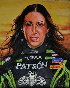 Portrait of Alexis by P D Morris