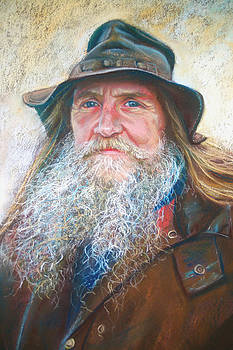 Portrait of Graham by Lynda Robinson