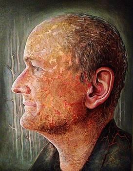 Portrait of Todd by Fatima Azimova
