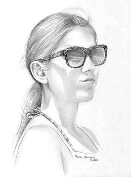 Portrait by Qendrim Azemi