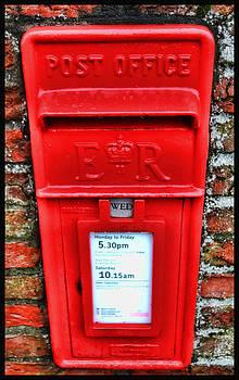 TONY GRIDER - Post Office