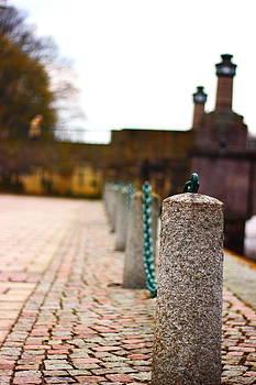 Postcard Fence by Nicholas Kjellner