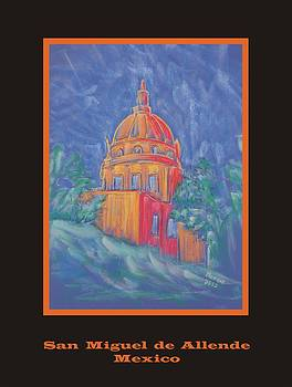 Poster - The Basilica by Marcia Meade