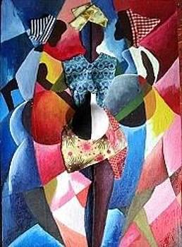 Pot Carreirs  by Isaac Bineyson
