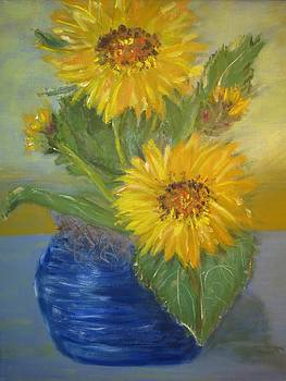 Pot of Gold by Cindy Lawson-Kester