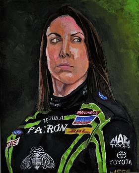 Potrait of Alexis by P Dwain Morris
