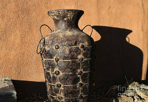 Pottery and Adobe by Edward R Wisell