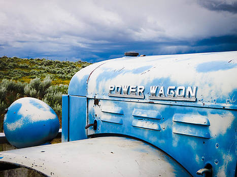 Power Wagon by Robert Lowe