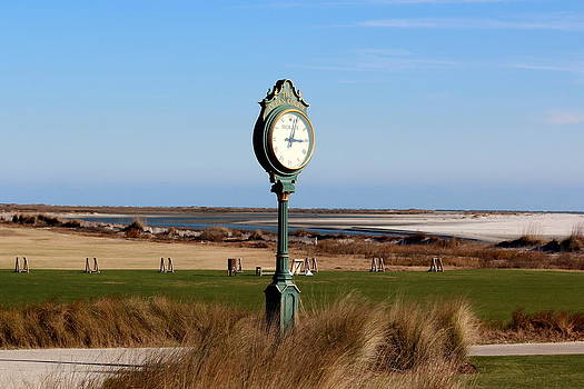 Rosanne Jordan - Practice Time at the Ocean Course