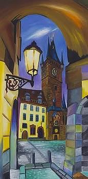 Praga by Gustavo Oliveira