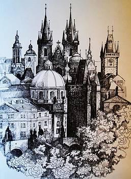 Praga by Valeriya Temnenko
