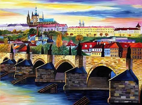 Praha by Gustavo Oliveira