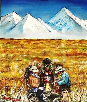 Prairie Dogs, Wyoming by Meyer Van Rensburg
