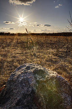 Prairie Granite by Ed Cilley