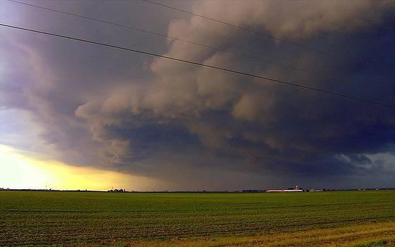 Prairie Thunder by Claude Oesterreicher