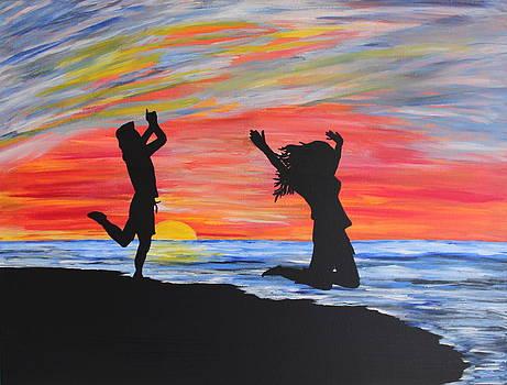 Praise and Joy by Vicki Kennedy