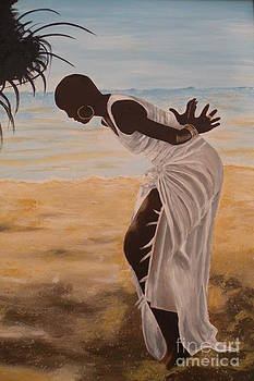 Praise Dancer by Carol Northington